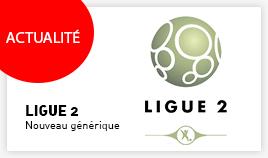 Générique Ligue 2